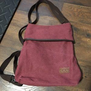 NWOT Travistar bag